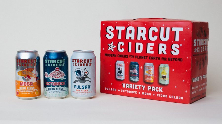 Introducing Starcut Ciders!